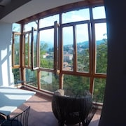 House With 6 Bedrooms in Otañes, With Wonderful Mountain View, Enclosed Garden and Wifi - 4 km From the Beach