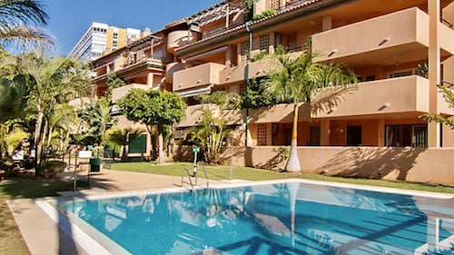Marbella Beach Luxury apartment