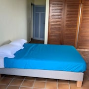 Studio in Gourbeyre, With Wonderful sea View, Furnished Terrace and Wifi - 6 km From the Beach