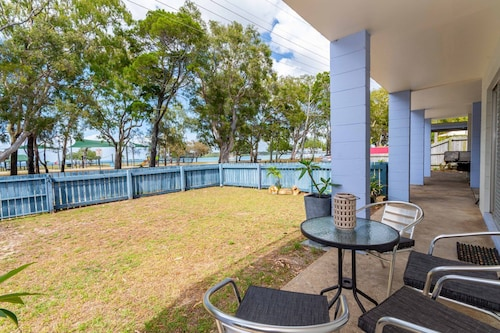 Charm and Comfort in This Ground Floor Unit With Water Views! Welsby Pde, Bongaree