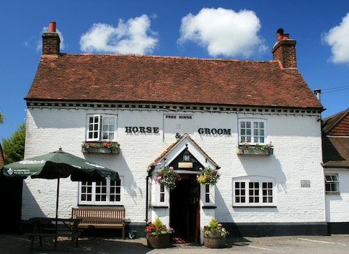 The Horse and Groom