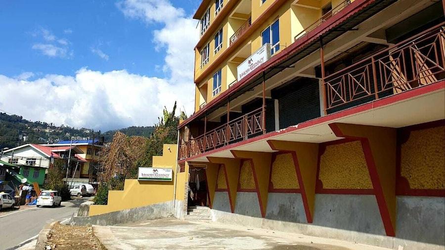 The Bankhim Residency Gangtok