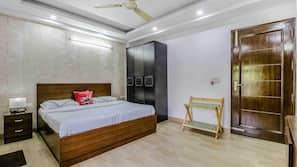 3 多间卧室、上网接入、床单、轮椅无障碍