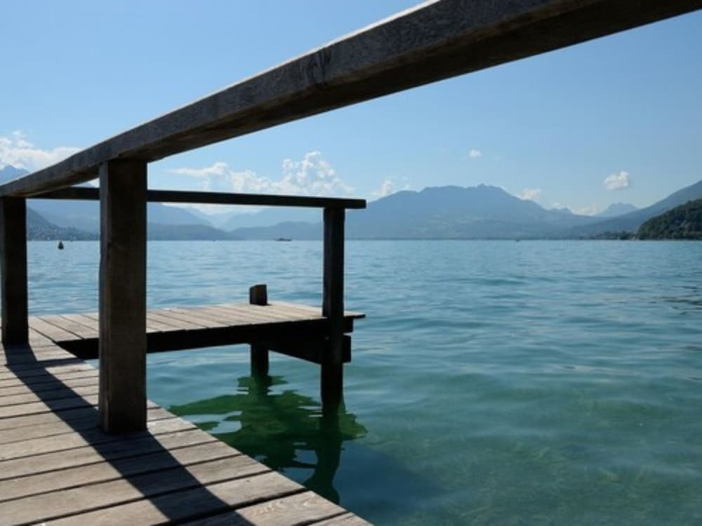 , Terrace Annecy Lake