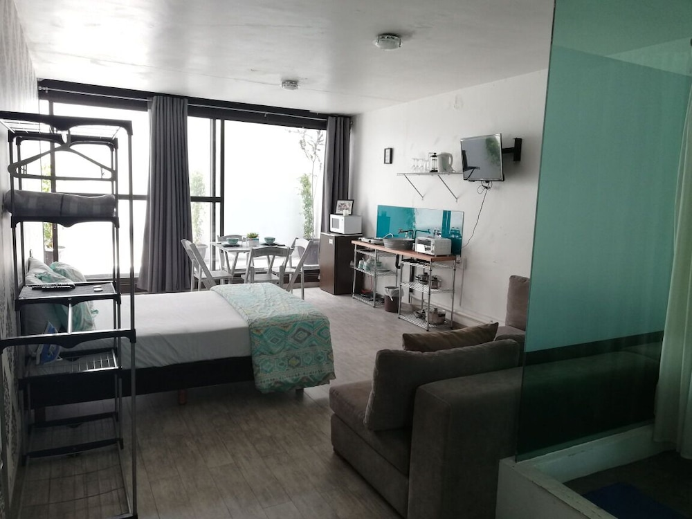 Blue Loft En Polanco Con Terraza Privada Mexico City