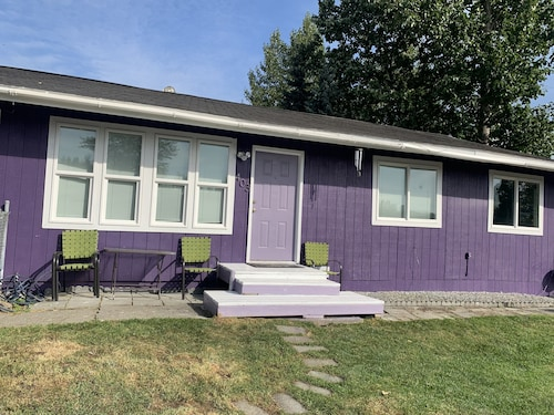 Home, Fully Fenced Yard, Pet/cannabis Friendly, 1 mi From Tikhatnu Commons/base