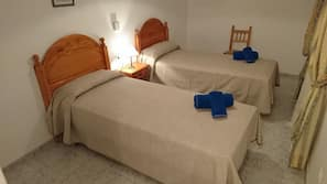 Cribs/infant beds, rollaway beds, free WiFi, linens