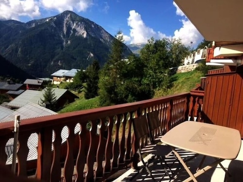 Apartment Champagny-en-vanoise, 2 Bedrooms, 6 Persons