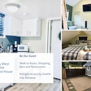 Sweet West Seattle Guest House - Walk to - Bus, Shopping & Restaurants/bars