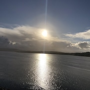 Stunning View Fahan Apartment Overlooking Lough Swilly Fahan Co Donegal