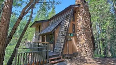 Scenic Wonder Sierra Haven Cabin 3 Bedroom Loft