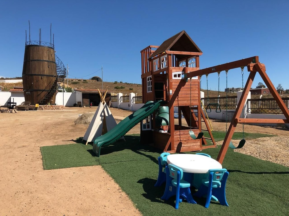 Children's Area, Nice Place, With Ample Space to do any Recreational Activities
