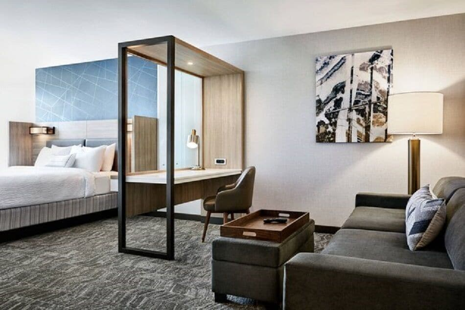 Room, SpringHill Suites by Marriott Fort Myers Estero