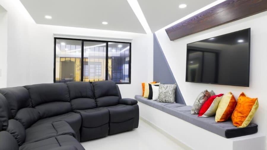 Apartment Lleras Jacuzzi
