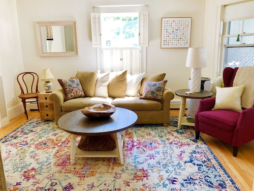 Harbor Hideaway is a Beautifully Decorated Unit in Historic Old Town Marblehead