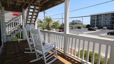 Sunset Ave 1 Bedroom Ocean View Condo on the South end of Wrightsville Beach