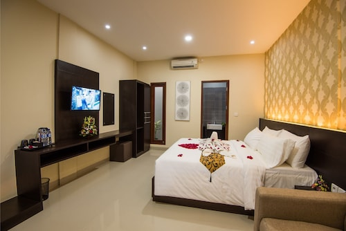 Guest Suite at Bisma House, With Pool in Legian
