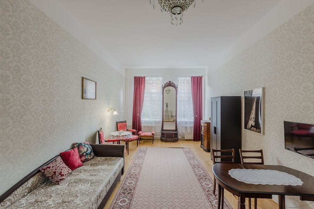 Room, Turgenev Apartment Near Hermitage