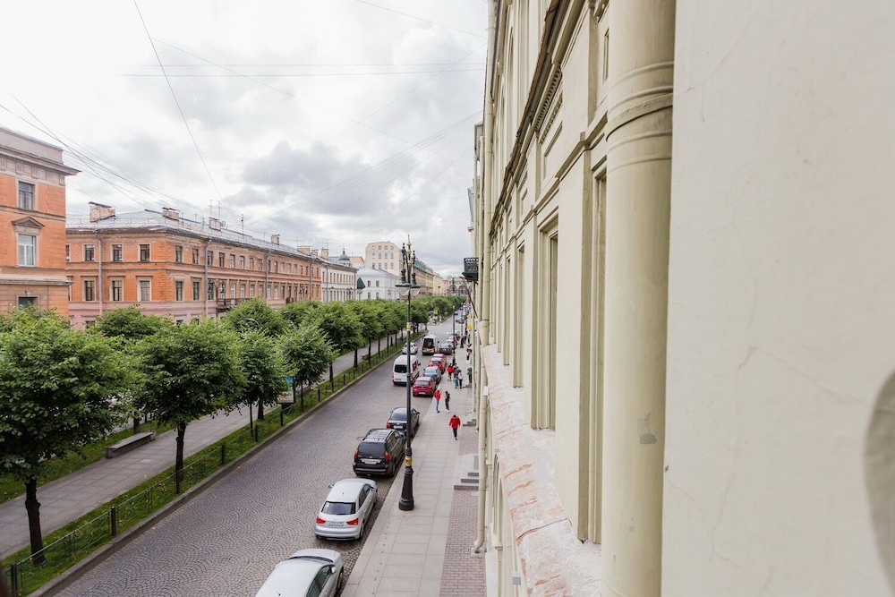 , Turgenev Apartment Near Hermitage