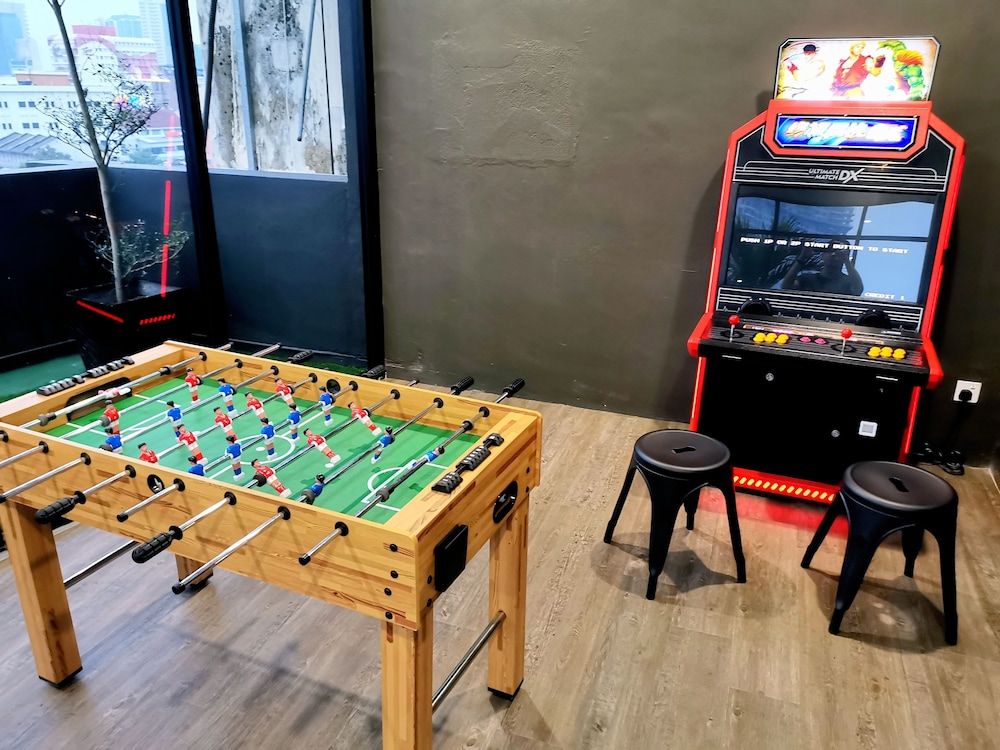 Game Room, WOW Hotel Penang