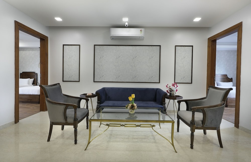 Living Area, HYDEWEST INDIA