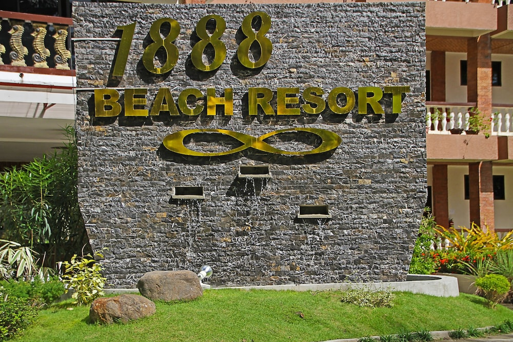 Front of Property, 1888 Beach Resort