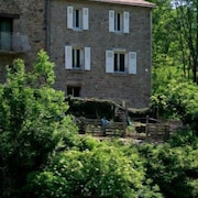 Vacation Home Le Moulin de Reynet in Valgorge - 7 Persons, 2 Bedrooms