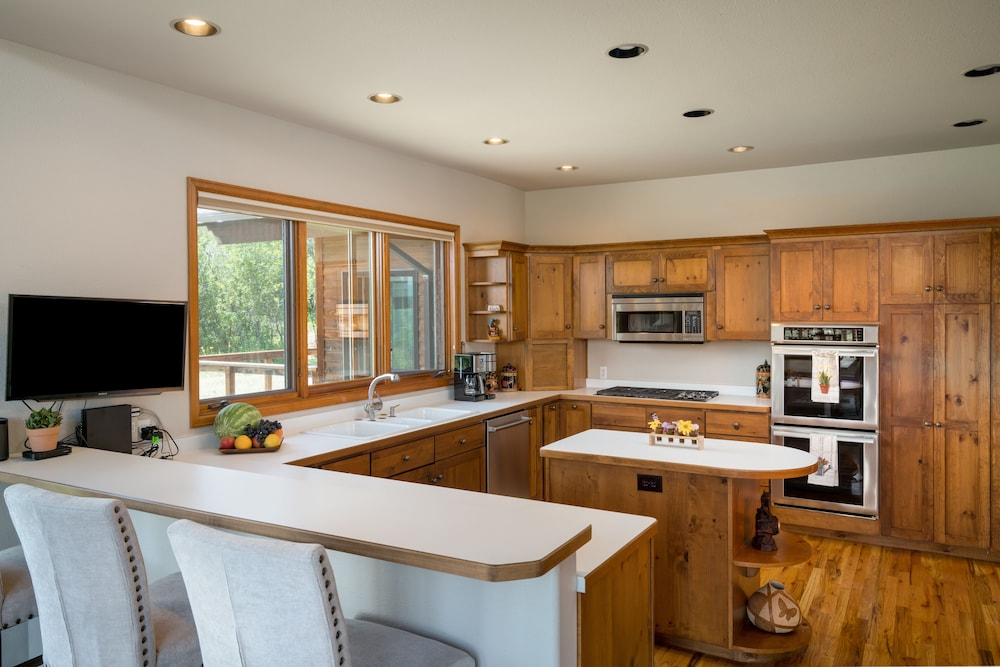 Private Kitchen, Views Location Privacy - all in one