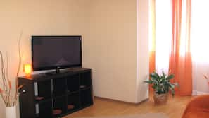 Verdunkelungsvorhänge, schallisolierte Zimmer, Bügeleisen/Bügelbrett