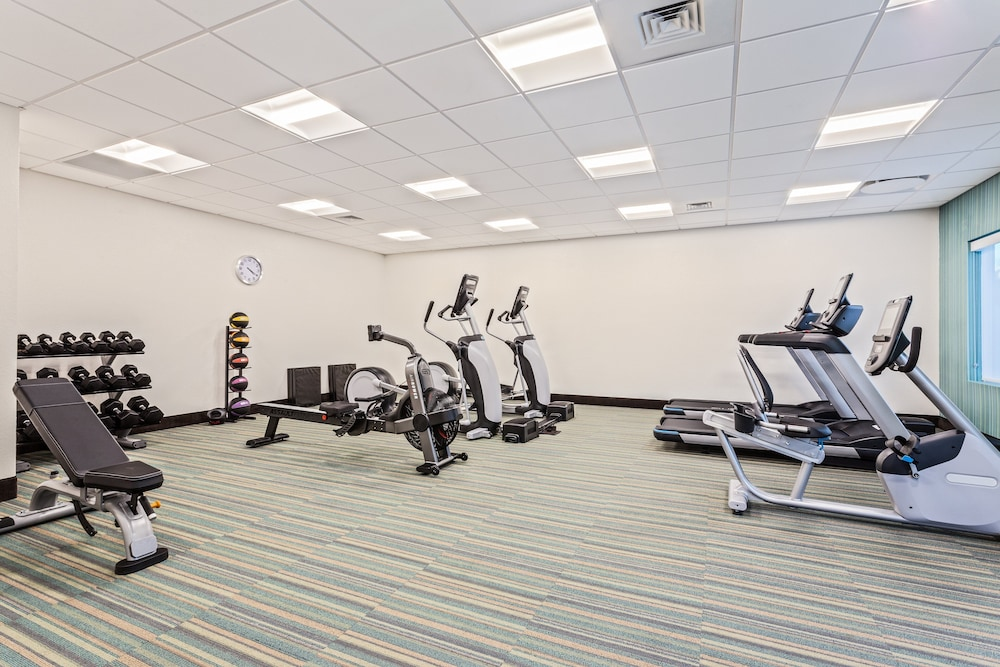 Fitness Facility, Holiday Inn Express & Suites Niceville - Eglin Area