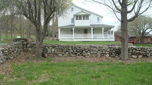 Historic Farmhouse in NW Connecticut