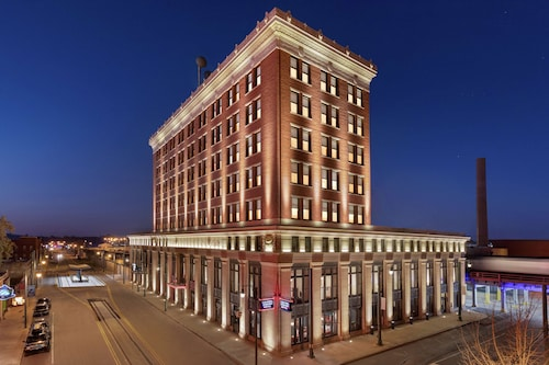 The Central Station Memphis, Curio Collection by Hilton