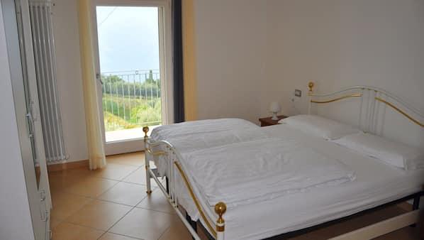 1 Schlafzimmer, Reisekinderbett, kostenloses WLAN