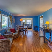 Jenness Beach With Ocean Views. Available for Summer & Winter Rentals