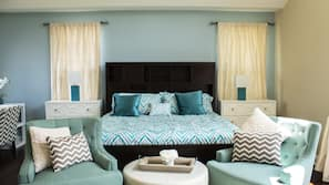 8 bedrooms, Internet, linens
