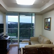 Luxury 1 Bedroom 1 Bath With Wifi Located in Secure, Upscale Location