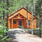 Private Pet-friendly Cabin in the Woods With Campfire pit