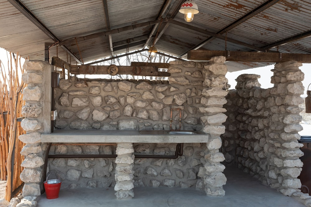 Private Kitchenette, Etosha Trading Post