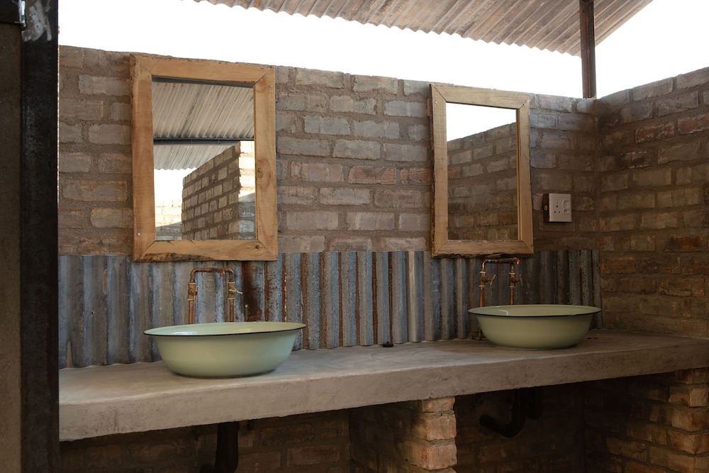 Bathroom Sink, Etosha Trading Post