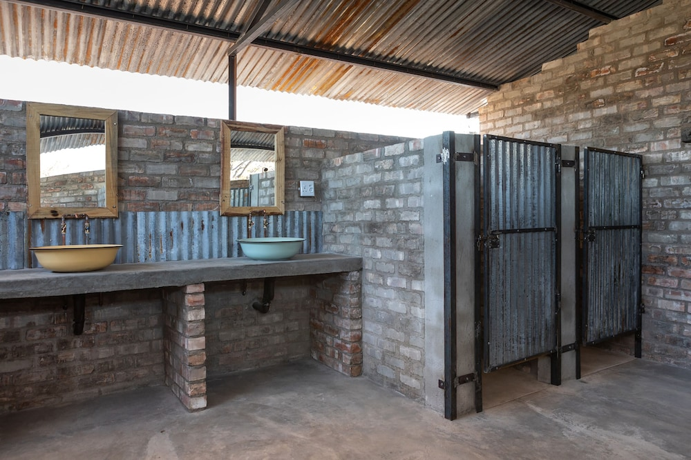 Bathroom, Etosha Trading Post