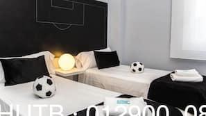 4 makuuhuonetta, internet