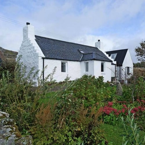 Raven Cottage. Oldshoremore. A Charming Listed Property