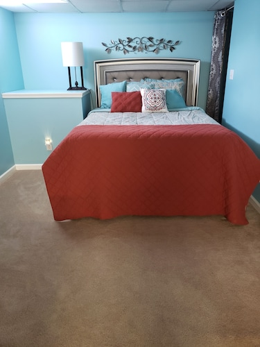 Studio Rental Nearby Dover's Attractions & Delaware Beaches