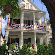 Most Amazing Balcony on St. Charles Avenue - Garden District