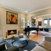 Graciously Elegant & Art-filled Home in Montclair!