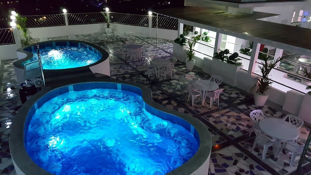 Pool, Large Luxurious 1 bedroom in kandi towers 1&2  in  Angeles city  Philippines