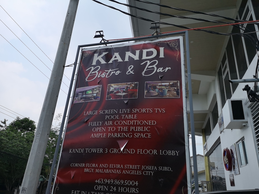 Exterior, Large Luxurious 1 bedroom in kandi towers 1&2  in  Angeles city  Philippines