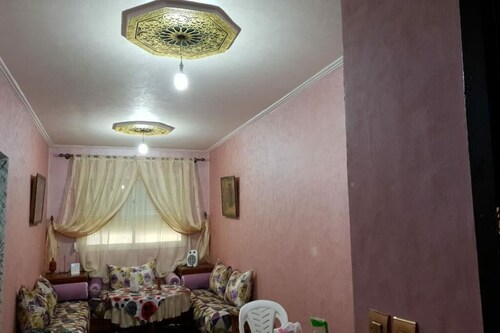 Superb Apartment Furnished and Well Equipped