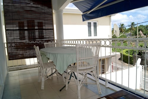 Apartment With 3 Bedrooms in Bambous, With Balcony and Wifi - 6 km From the Beach