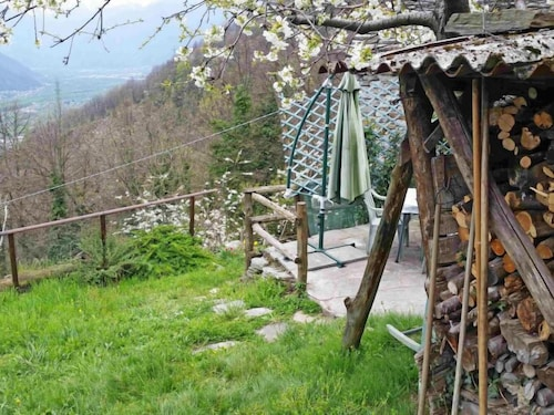 Property Grounds, Vacation Home Baita Degli Orsi in Domodossola - 5 Persons, 1 Bedrooms